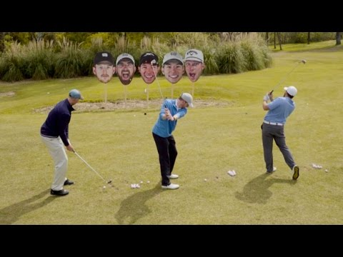 Golf Trick Shots | Dude Perfect