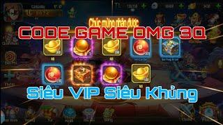 OMG 3Q - TỔNG HỢP 18 Mã Code Siêu VIP Và Mới Nhất 2019 Dành Cho Người Mới | Gino Gaming TV