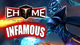 EHOME vs INFAMOUS -  CHINA vs SA ELIMINATION - STOCKHOLM MAJOR DreamLeague DOTA 2