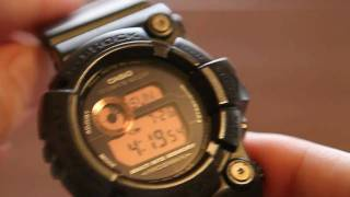 GW-200MS-1 G-Shock Frogman MIRB aka Military Inspired