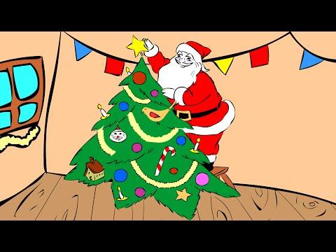 Мультфильм про новый год youtube