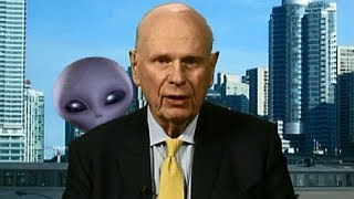 Aliens, Exist And This Old Guy Has All The Proof You Need  1/12/13