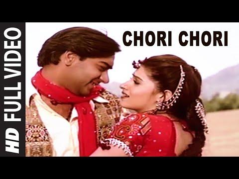 Chori Chori [Full Song]   Itihaas   Ajay Devgan, Twinkle Khanna