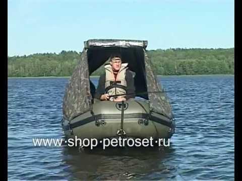 Тент на лодку своими руками фото