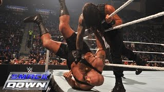 Roman Reigns vs. Big Show: SmackDown, January 29, 2015