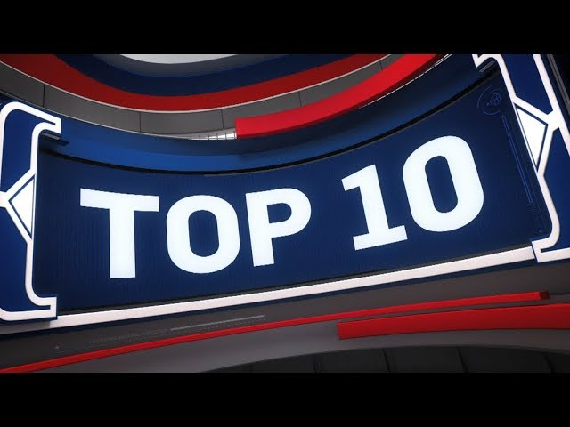 Top 10 Plays of the Night | March 19, 2018