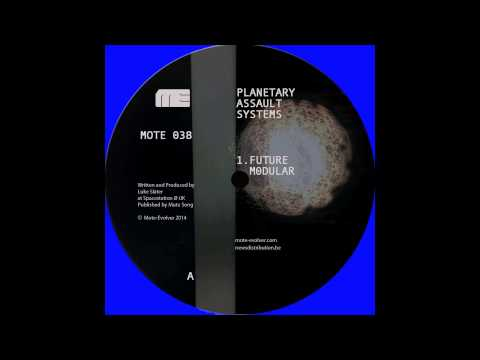 Planetary Assault Systems - Riot In Silo 12