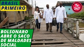 Bolsonaro abre o saco de maldades social - Brasil Primeiro com Aloizio Mercadante (14.11.2018)