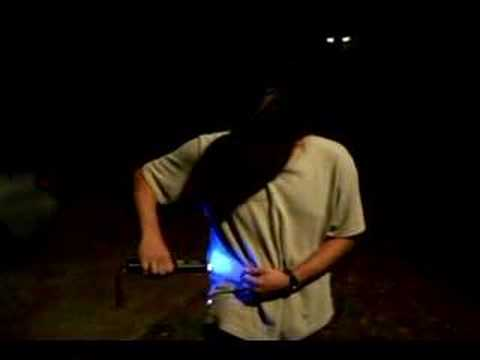 STUN GUN Collection Test up to 950000 Volts Video