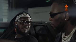 "Burna Boy ft M.anifest ""ANOTHER STORY"" (Behindthescenes)"