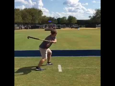2015 National Field Hockey Day - Chair of the Board of Directors Shawn Hindy's Challenge