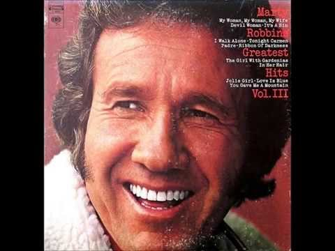 Marty Robbins - Ribbon of Darkness