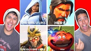 Try Not To Laugh **Fortnite EDITION 9**