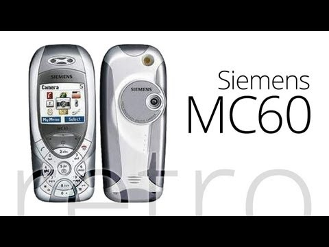 siemens mc60 video clips. Black Bedroom Furniture Sets. Home Design Ideas