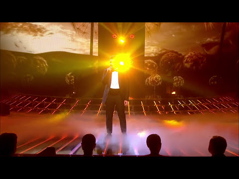 Andrea Faustini sings Ella Fitzgerald's Summertime | Live Week 6 | The X Factor UK 2014