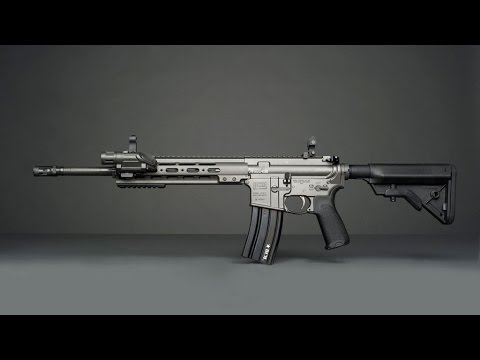 The Haley Strategic Jack Carbine Built by BCM