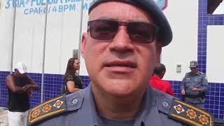 Major Rogério assume comando da 3ª Companhia de Polícia de São Raimundo das Mangabeiras
