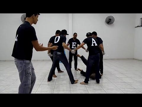 Teatro Todos Contra as Drogas - Companhia SSVP (CENTRAL DE ITÁPOLIS)