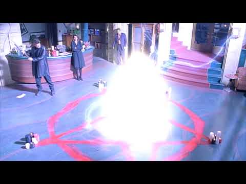 The Buffyverse: Magic (Reprise)