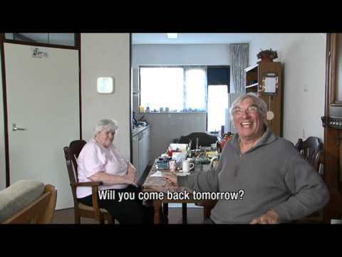Part 2 of Man can't stop laughing after hip surgery (subtitled)