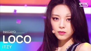 Download lagu ITZY(있지) - LOCO @인기가요 inkigayo 20210926