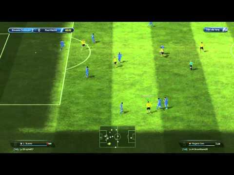 FifaOnline3 - GK Borussia Dortmund vs Real Madrid (3-0)