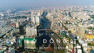 Toàn cảnh Đại Lộ Đông Tây - tuyến đường đẹp nhất TP. Hồ Chí Minh [ 4k ]