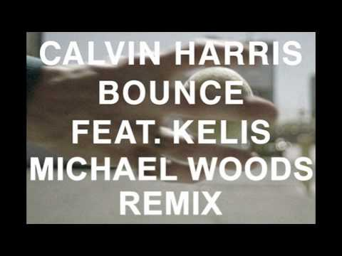 Calvin Harris - Bounce (Michael Woods Remix)