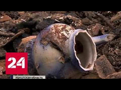 Огонь в Сибири сжирает деревни и предприятия