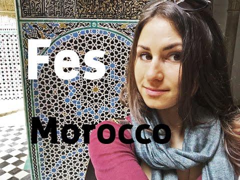 Fez Morocco adventure through the medina