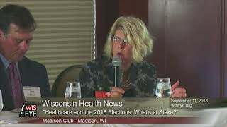 Morning Minute: Wisconsin Health News Panel on Affordable Care Act Lawsuit