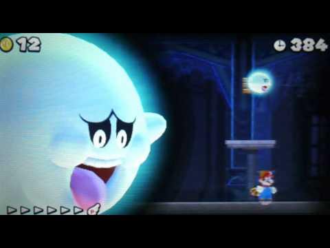 Super Mario Bros Ghost House New Super Mario Bros 2