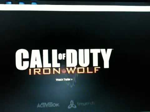 call of duty iron wolf