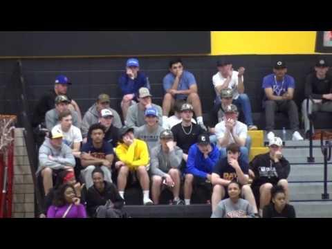 BHC Men vs. IVCC 2/21/2017
