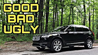 2018 Volvo XC90 Review: The Good, The Bad, & The Ugly