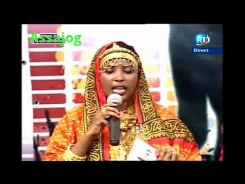 Djibouti: Concours des jeunes talents 4 finale du 14/11/2013 part2