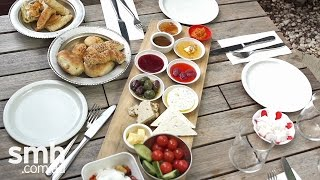 Turkish breakfast: Feast your eyes