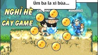 Ngọc Rồng Online - Nghỉ Hè Cày Game Win Doanh Trại Săn Ngọc Rồng