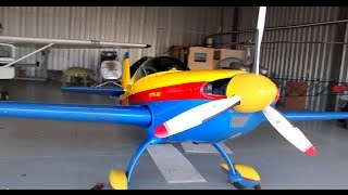 GoPro HD: Aerobatic Stunt Flying in a Extra 200