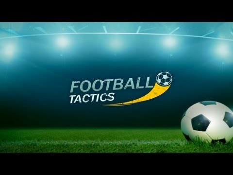 Soccer Tactics - iPad/iPad 2/iPad Mini/New iPad - HD Gameplay Trailer