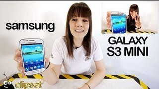 Samsung Galaxy S3 mini review Videorama