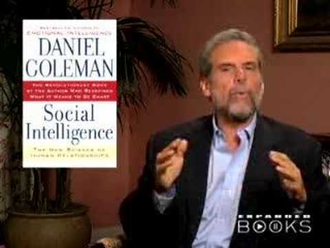 Are YOU Socially Intelligent? Daniel Goleman - Social Intelligence