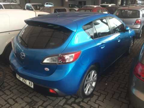 2009 MAZDA MAZDA3 1.6 SPORT DYNAMIC Auto For Sale On Auto Trader South Africa