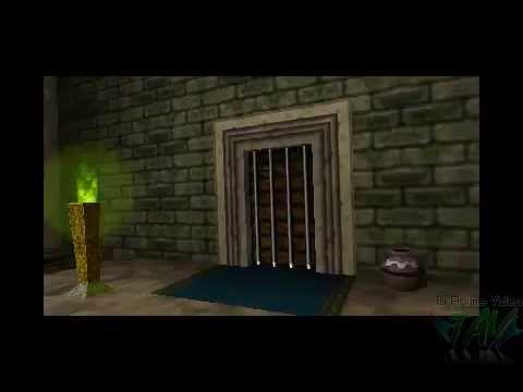 23- Zelda: Ocarina Of Time - Dentro del Templo del Bosque (3/3)