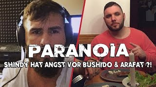 SHINDY hat paranoia wegen BUSHIDO & ARAFAT?! | FLER will SHINDY signen