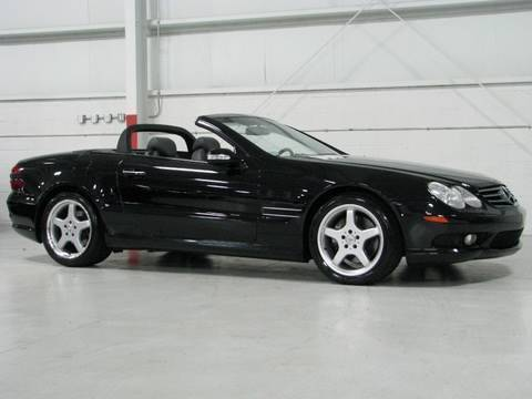 2003 mercedes benz sl500 reliability