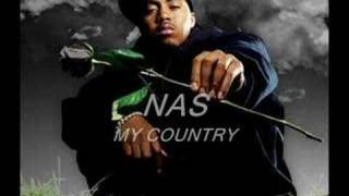 Watch Nas My Country video