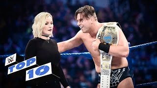 Top 10 SmackDown LIVE moments: WWE Top 10, Dec. 20, 2016