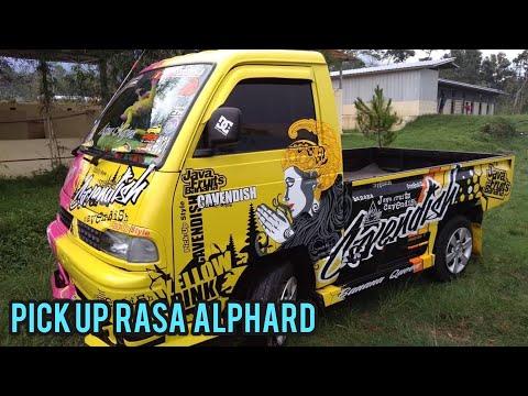 Kumpulan Modifikasi Mobil Pick Up Indonesia #1