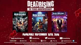 Dead Rising 10th Anniversary Announcement Trailer